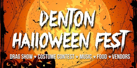 Denton Halloween Fest tickets