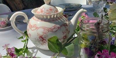 A Faery Hunt Fantastic Fairy Tea Party