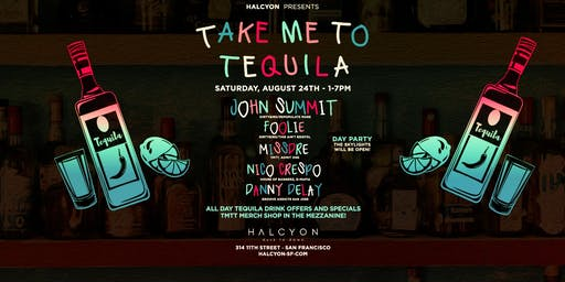 Take Me To Tequila