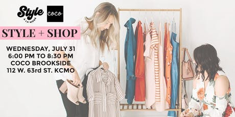 Style + Shop with Style À La Mode tickets