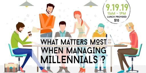 Princeton Golf Course Welcomes:  What Matters Most When Managing Millennials?