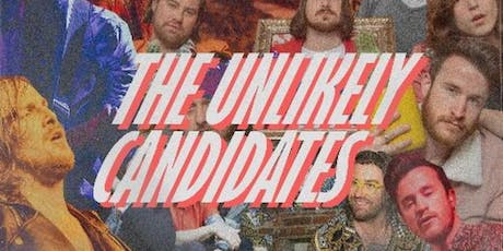 The Unlikley Candidates tickets