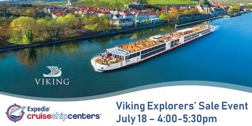 Viking Explorers' Sale Event