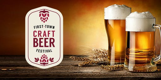 First Town Craft Beer Festival 2019