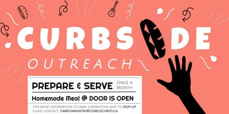 Curbside Outreach - September 20th tickets