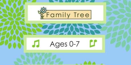 Family Tree - Bloom in Music (2/8) tickets