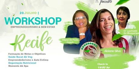 Workshop Empreendedorismo e Saúde Bucal ingressos