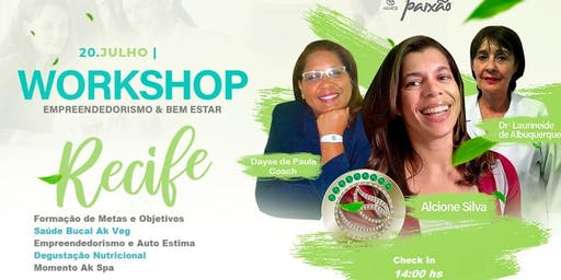 Workshop Empreendedorismo e Saúde Bucal