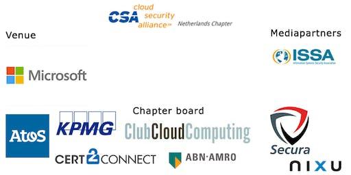 Cloud Security Alliance Forum