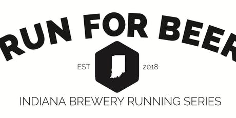 Beer Run - Cannon Ball Brewing Co - Part of the 2019 Indy Brewery Running Series tickets