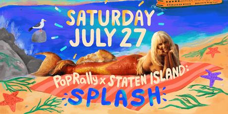 Rooftop Films | MoMA PopRally x Staten Island: Splash tickets