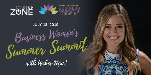 3rd Annual Business Women's Summer Summit with Amber Mac!