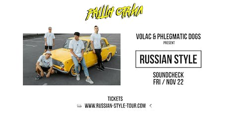 Volac b2b Phlegmatic Dogs tickets