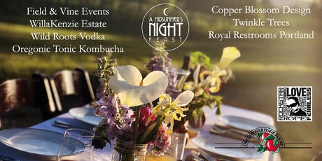 Farm Fresh Dinner in the Apple Orchard | A Midsummer's Night Feast tickets