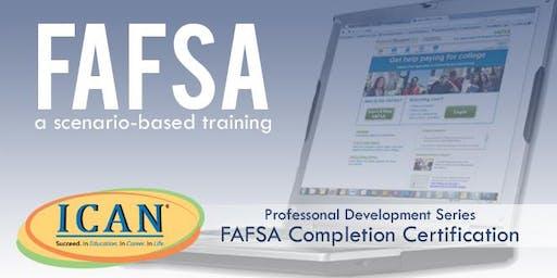 FAFSA: A Scenario-Based Training