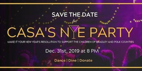 CASA's New Year's Eve Party tickets