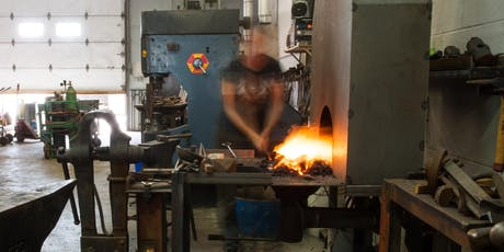 Introduction to Contemporary Blacksmithing  tickets