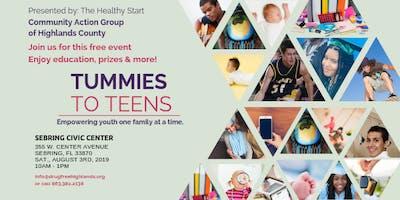 Tummies to Teens