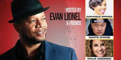 The Def Comedy Jam Throwback hosted by Evan Lionel & Friends tickets