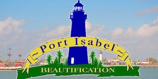 Port Isabel Beautification Mixer