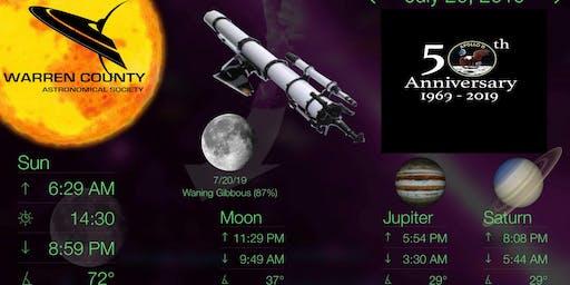 Astronomy Public Night at the Rachel A Hutzel Observatory