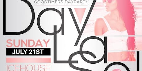 Goodtimers July DayParty 2019 tickets