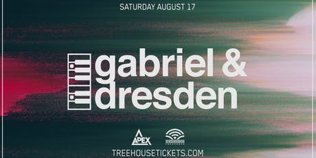 Gabriel & Dresden @ Treehouse Miami tickets