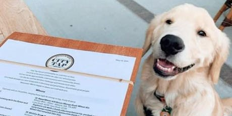 Yappy Hour at City Tap Dupont tickets