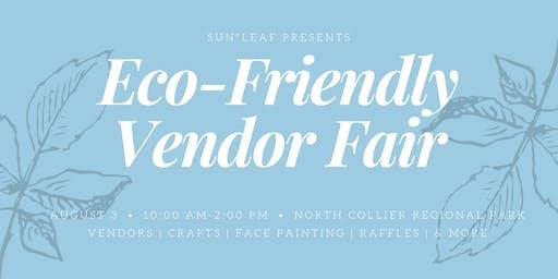 Eco-Friendly Vendor Fair