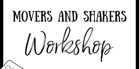 MPM Presents 'MOVERS AND SHAKERS' with Ash from Plum Mashable! tickets