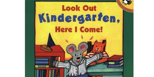 Kindergarten Readiness Storywalk