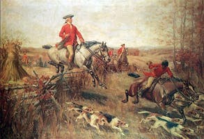 """Tallyho Back!"" Presentation by Norman Fine, Hunt Historian"