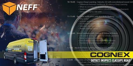 NEFF | Cognex Technology Symposium tickets