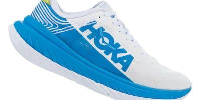 Saturday morning run-with Hoka!