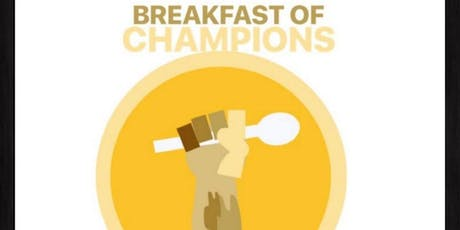 Jam with Breakfast (of Champions) tickets