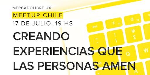 MercadoLibre UX Chile MeetUp