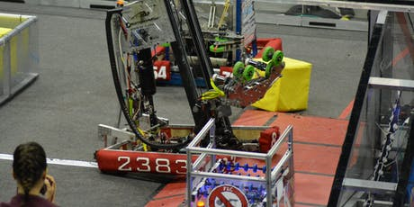 ROBOTICON 2019 Youth Robotics Showcase October 12 & 13 * USF Yuengling Center*  tickets