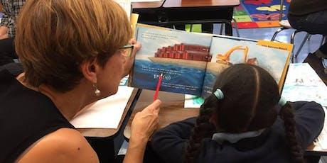 Volunteer research coach for Washington Heights, NYC public school literacy program (4rc) tickets