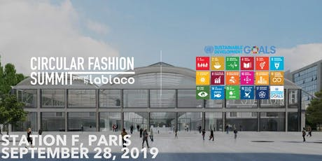 CIRCULAR FASHION SUMMIT - Powered by Lablaco tickets
