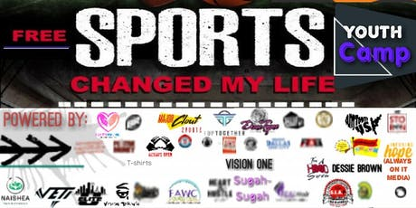 Free Sports Changed My Life Youth Camp-South Dallas tickets