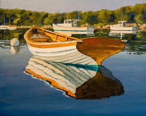 3rd Thursday Art Night Out - Paintings of the Midwest and Maine by Jim Root tickets
