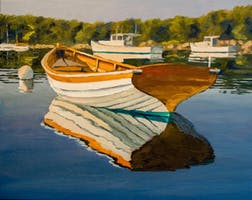 3rd Thursday Art Night Out - Paintings of the Midwest and Maine by Jim Root