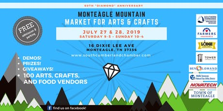 Mountain Market for Arts & Crafts (60th Anniversary) tickets
