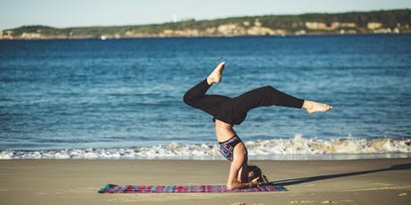 Yoga at the Beach: Open Level Hatha Flow tickets