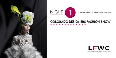 LFWC Colorado Designers Fashion Show tickets