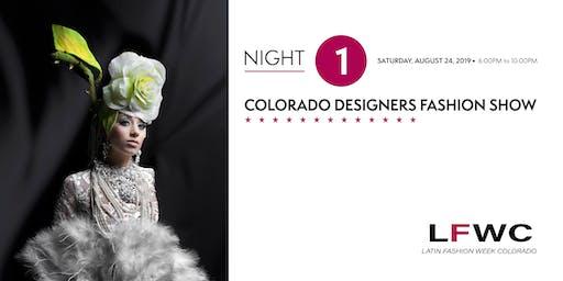 LFWC Colorado Designers Fashion Show
