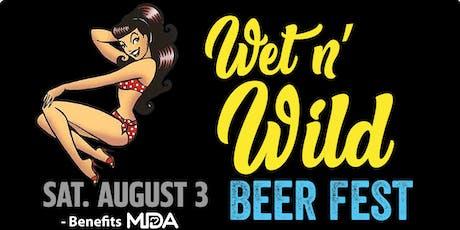 Wet N' Wild Beer Fest tickets