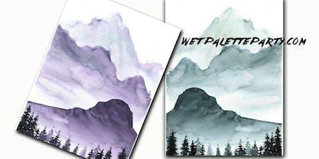 Monochromatic Mountains tickets