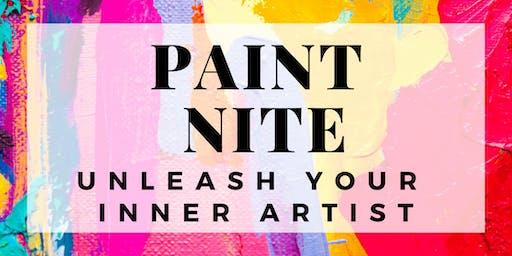 Paint Nite at Three V