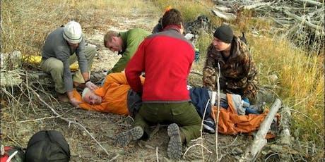 Wilderness First Responder (WFR) & BLS CPR tickets